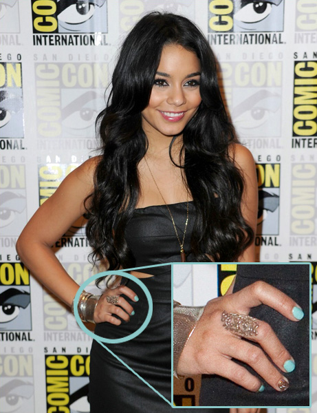 Look Of The Month Forget Rings Put A Tattoo On It