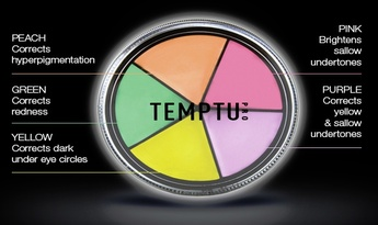 Color Correction 101 Temptu Blog