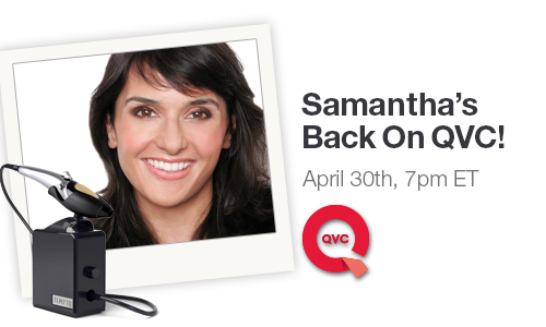 Watch Now That's Cool with Jane on QVC, April 30 at 7pm ET!