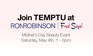 TEMPTU at Fred Segal Mother's Day Beauty Event May 4, 2013