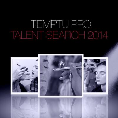 TEMPTU PRO TALENT SEARCH 2014