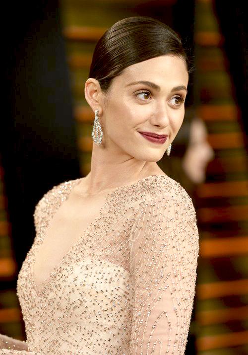 Emmy Rossum Oscars 2014