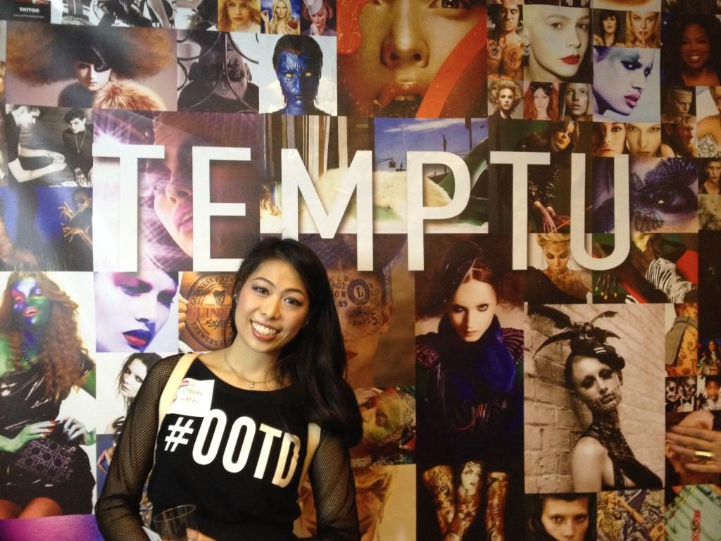 TEMPTU at YouTube Space NY