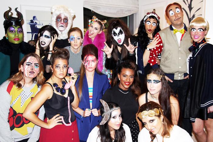 TEMPTU makes over Teen Vogue Staffers