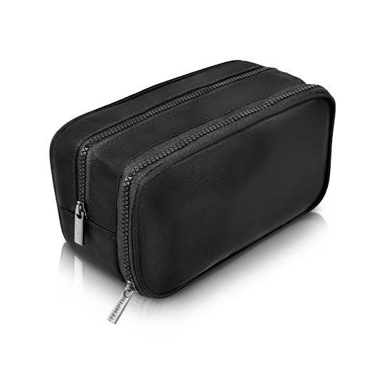 Double Zip Makeup Bag