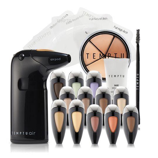 TEMPTU Air Complete Airbrush Bridal Makeup Kit