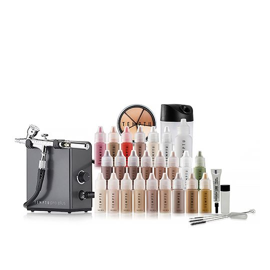 Pro Plus Complete Airbrush Kit